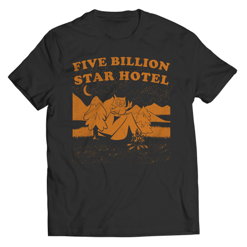 Limited Edition -  Five Billion Star Hotel