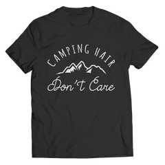 Limited Edition -Camping Hair Don't Care
