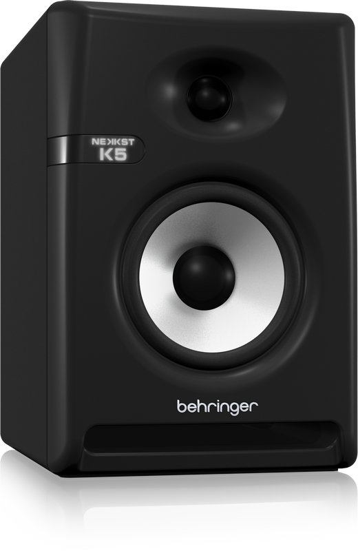 "Behringer NEKKST K5 Audiophile Bi-Amped 5"" Studio Monitor with Advanced Waveguide Technology (Pair)"