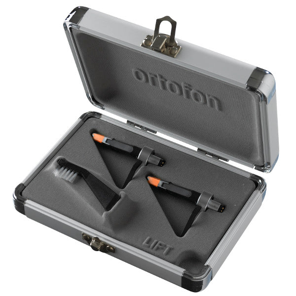 Ortofon Concorde NIGHTCLUB MKII Twin Cartridge Set with Case