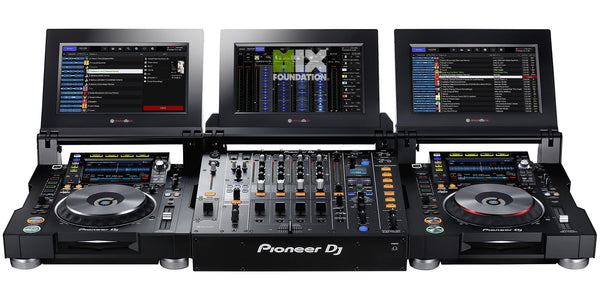 "Pioneer TOUR1 Package System | Festival-Ready with Arena Grade Components & 13"" Touch Screens PRE-ORDER"