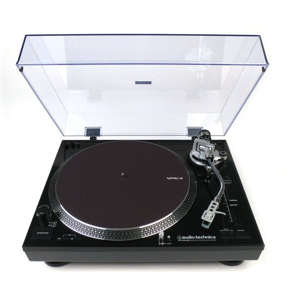 Audio Technica AT-LP120 USB Turntable Black