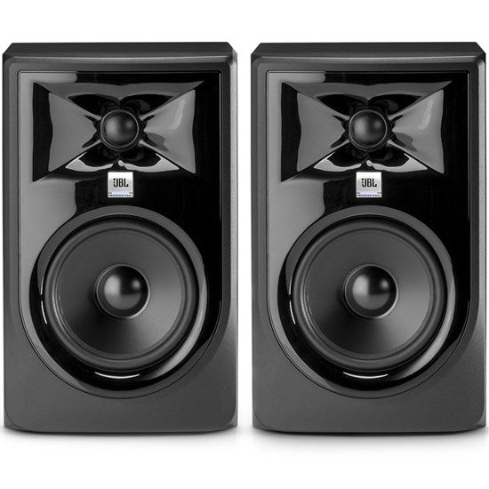 "JBL 306P MKII 6"" Powered 2-Way Studio Monitors (Pair)"