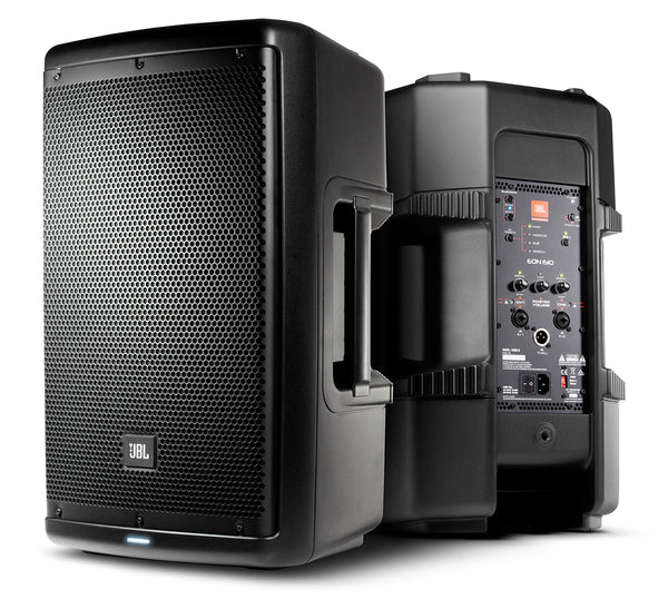 "JBL EON610 Powered 10"" Two-Way PA Speaker (Single)"