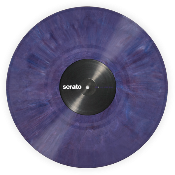 Serato Performance Series Control Vinyl Purple (Pair)