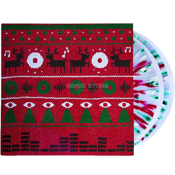 Serato Performance Series CHRISTMAS 2016 Control Vinyl w/Slipmats (Pair)