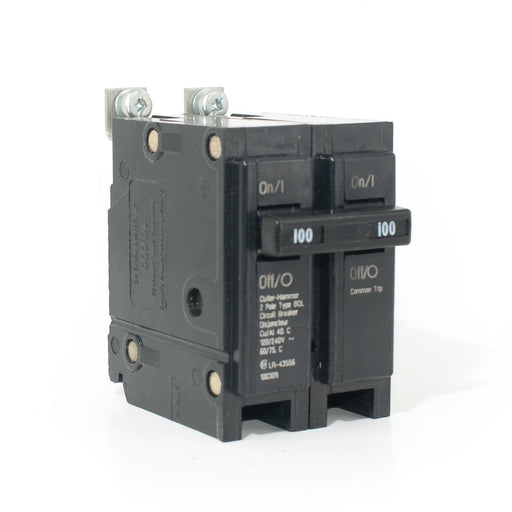 BQL2100 - Commander 100 Amp Double Pole Circuit Breaker