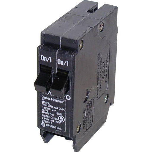DNPL2015 - Cutler-Hammer Twin Two 20/15 Amp Single Pole Circuit Breaker