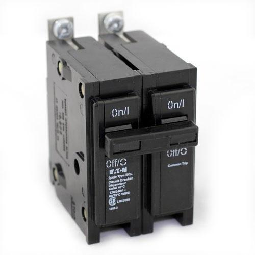 BQL250 - Commander 50 Amp Double Pole Circuit Breaker