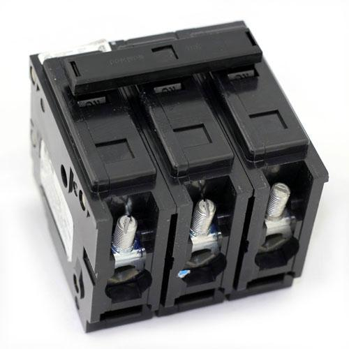 BQL3100 - Commander 100 Amp 3 Pole Circuit Breaker
