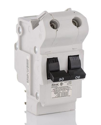 NA2P90 - Federal Pioneer 90 Amp Double Pole Circuit Breaker