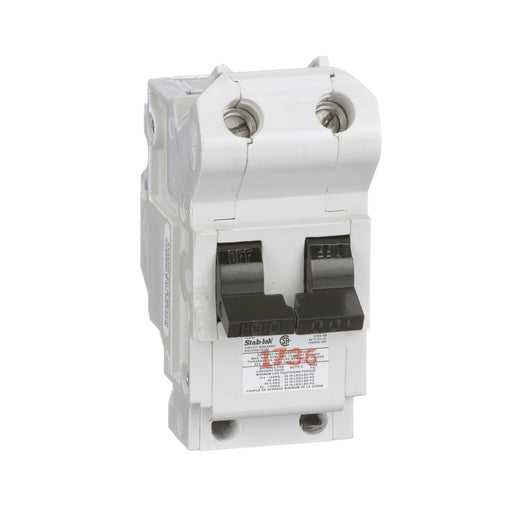 NB2P125 - Federal Pioneer 125 Amp Double Pole Bolt-On Circuit Breaker