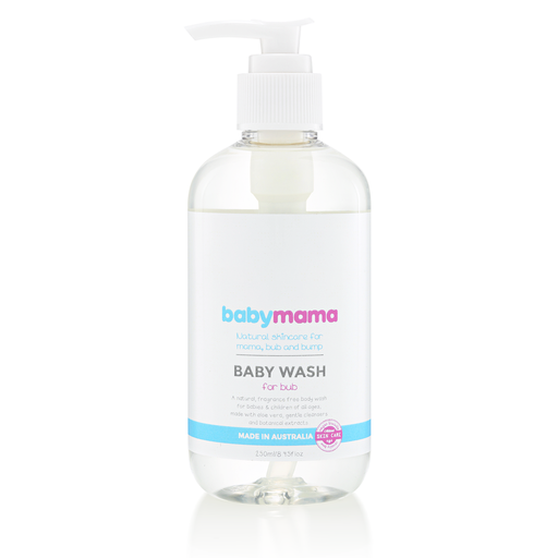 Baby Mama - Natural Baby Body Wash - Bub
