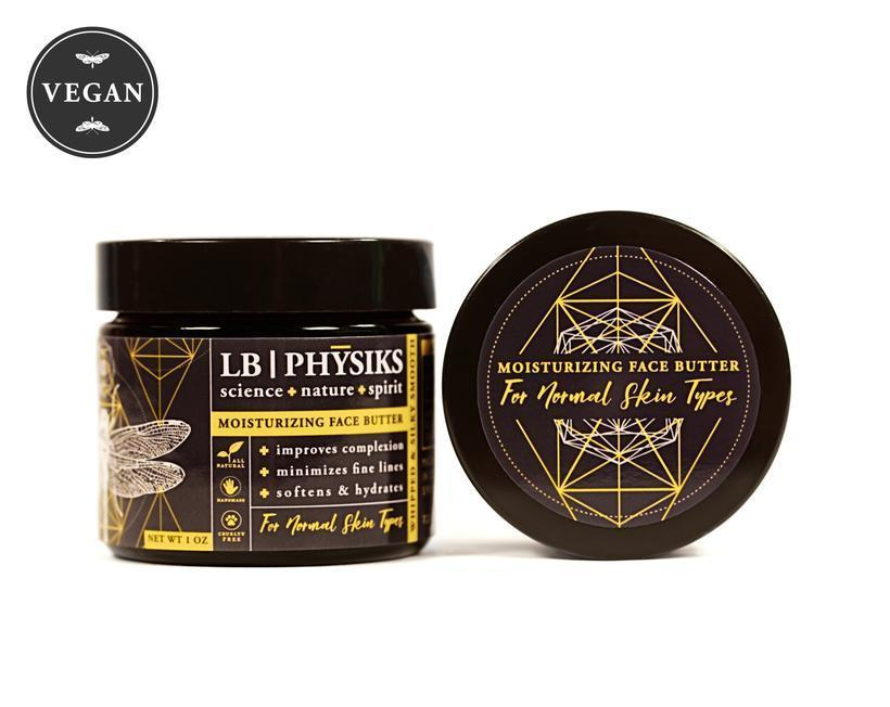 Live Beautifully - Physiks Normal Skin Moisturizing Face Butter