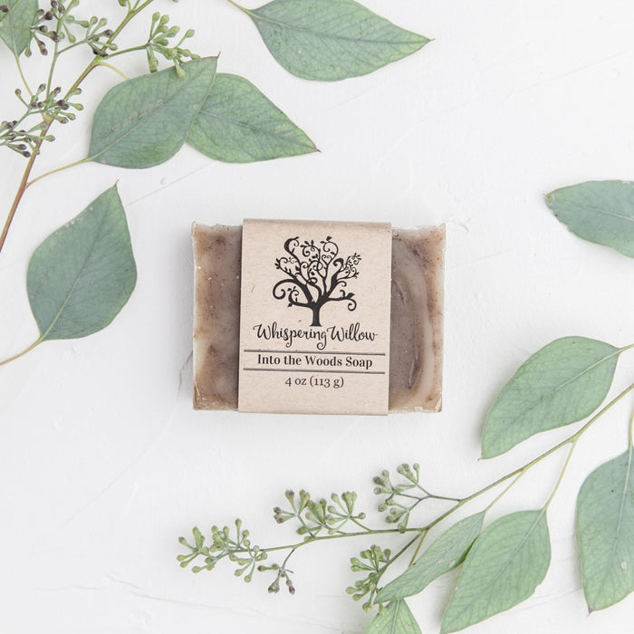 Whispering Willow - Into the Woods Bar Soap