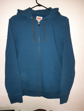 Levi's - Hooded Zip-Up.