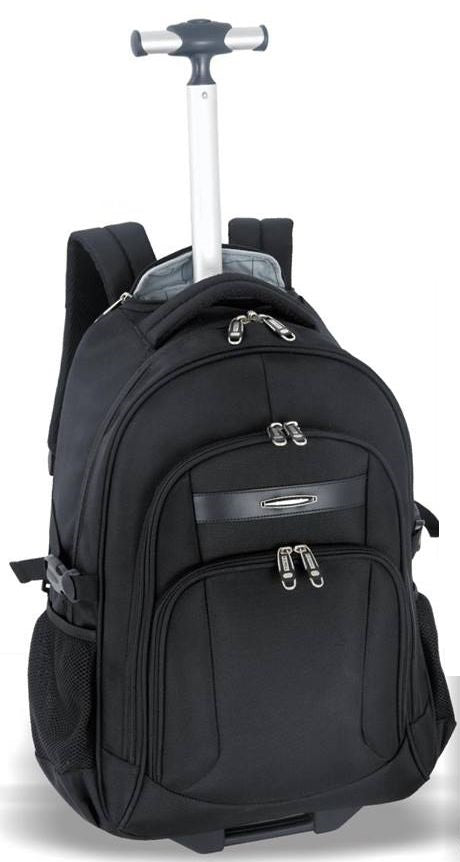 Workmate Laptop Trolley Backpack