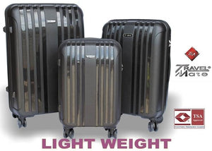 Travelmate Polyprop Luggage L329