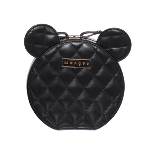 AIME MINI BLACK-Backpack-Margée