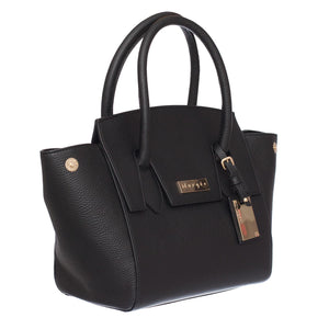 ISABEL BLACK-Bag-Margée