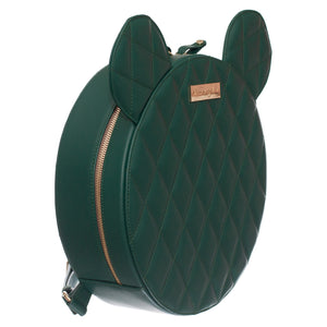 AIME GREEN-Backpack-Margée