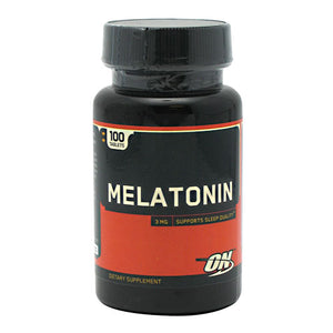 Optimum Nutrition - Melatonine 3mg 100 Capsules