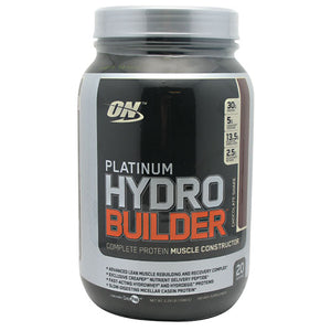 Optimum Nutrition - Platinum Hydrobuilder 2.29 lbs (1040 g)