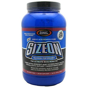 Gaspari Nutrition - Maximum Performance SizeOn 3.49 lbs. (1584 g) - NutriVita