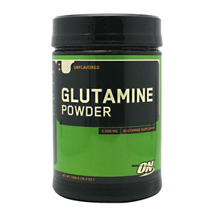 Optimum Nutrition - Glutamine Powder Unflavored (1000 gr)