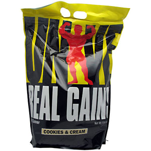 Universal Nutrition - Real Gains 10.6 lbs (4.80 Kg)