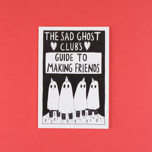 Guide To Making Friends - Zine