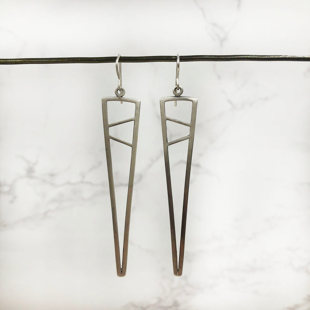 Emily Shaffer - Tri-Shaped Dangles