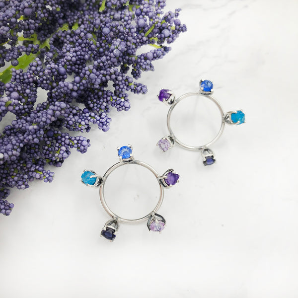 Joanna Gollberg - Circle Earrings