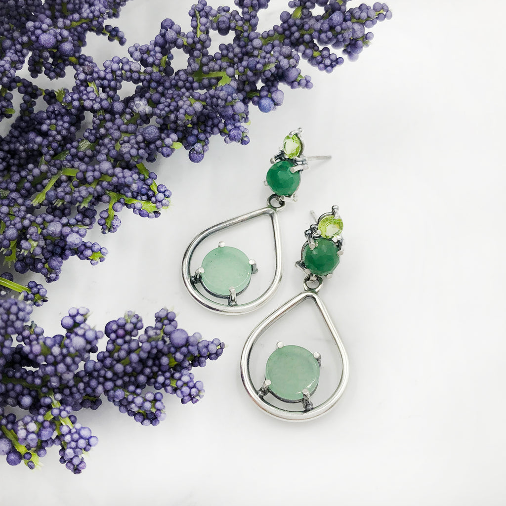 Joanna Gollberg - Teardrop Earrings