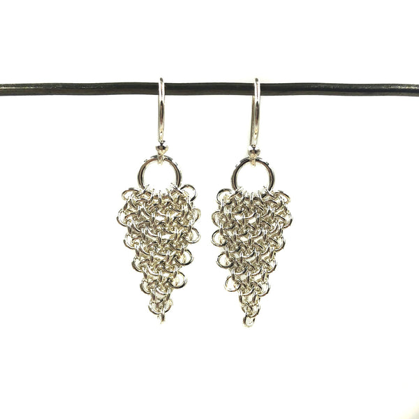 Karen Karon - Hoodoo Hex Earrings