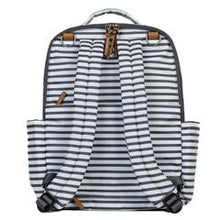 Twelvelittle On The Go Backpack- Stripe Print