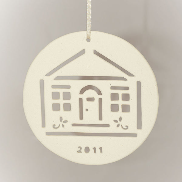 2011 - House Ornament