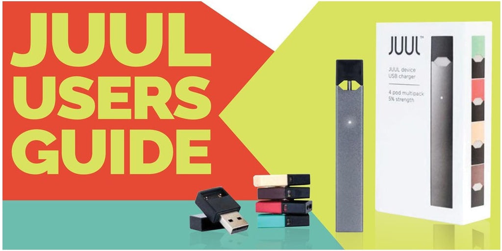 JUUL Guides And JUUL Instructions