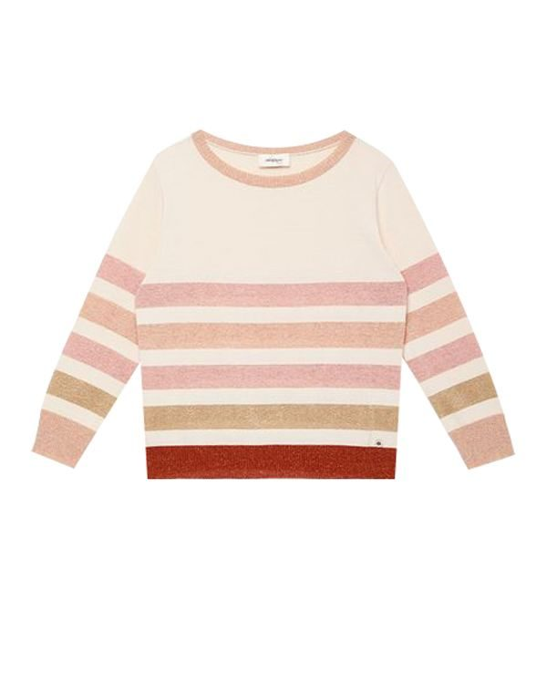 DM7237 Striped Sweater
