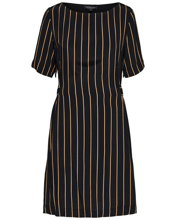 SLFAlessa Stripe Dress