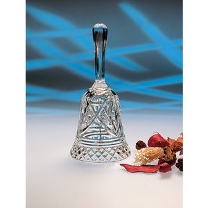 Claddagh Crystal Old Celtic Bell