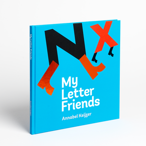 MY LETTER FRIENDS - SIGNED COPY