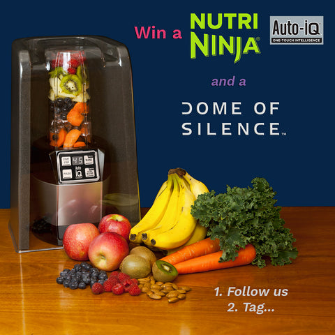 Nutri Ninja auto IQ dome of silence competition