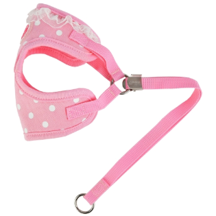 pink lana harness
