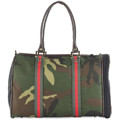 jl camo duffel with stripe