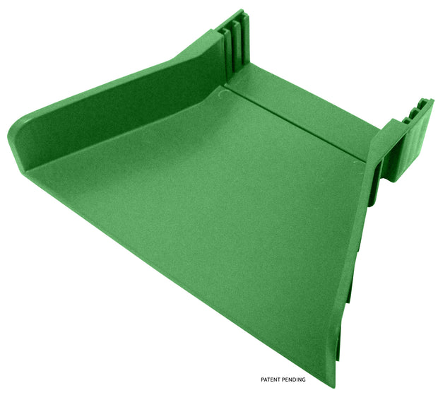 Sluice Fox Flare Only-Green for Portable Modular Sluice Box Gold Panning Dredge