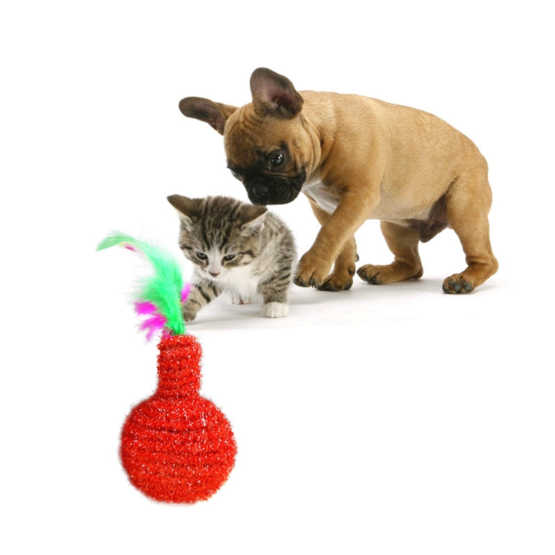 Elastic Cats Scratching Toy 1Pcs/lot