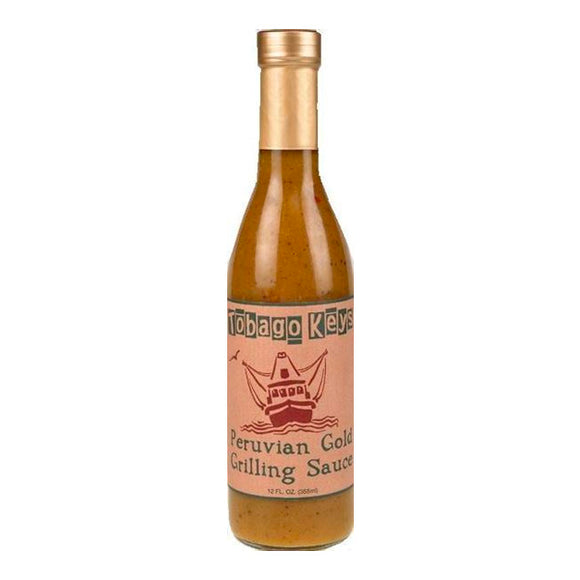Peruvian Gold Grilling Sauce
