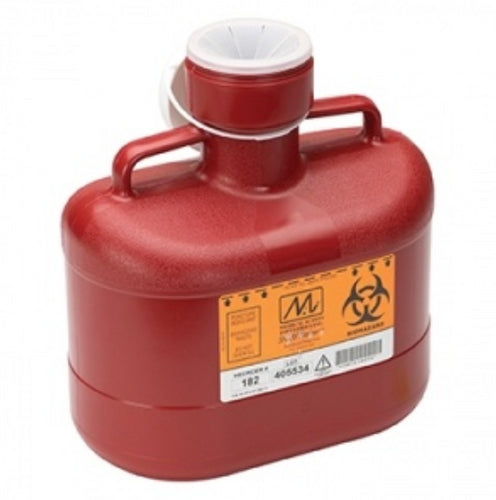 Under Counter Sharps Container, 6.2 qt.