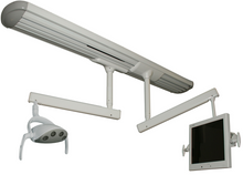 Load image into Gallery viewer, IRIS LED DUAL TRACK LIGHT SYSTEM